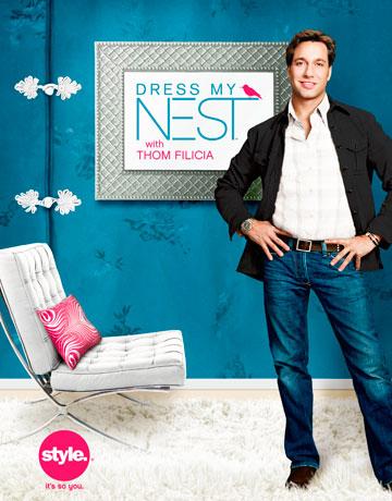 """Dress My Nest"" with Thom Filicia"