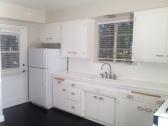 Monroe_Suite 10_Kitchen_Back Door