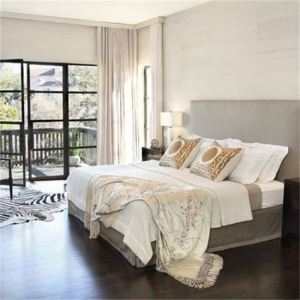 bedroom wooden floors