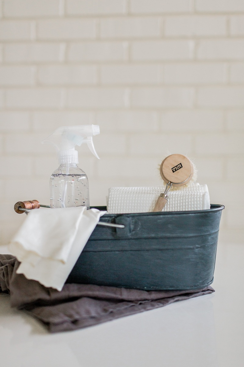 apartment spring cleaning basics