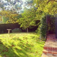 Welcome home to your own secret garden