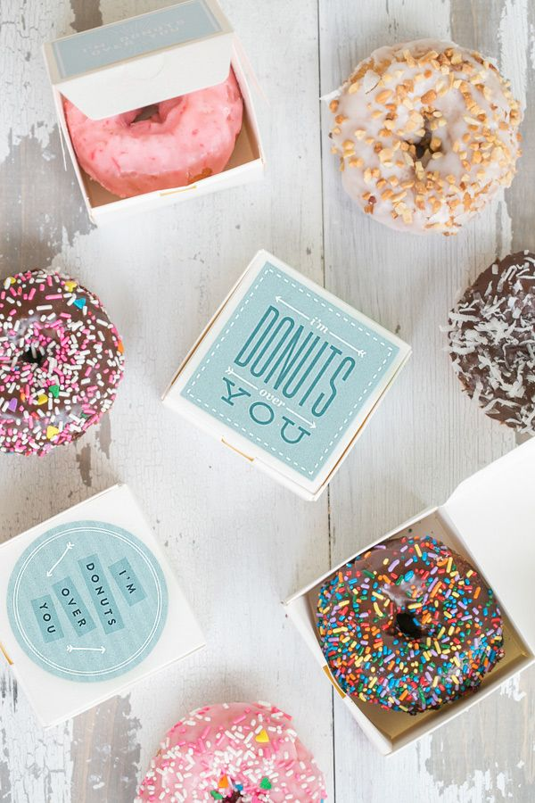 donuts over you