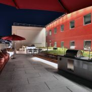 The Huxley - Rooftop BBQ Area 2