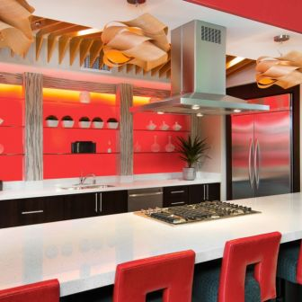 The Huxley - Clubhouse Kitchen 2