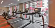 The Huxley - Fitness Center Treadmills