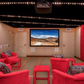 The Huxley - Screening Room