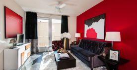 The Huxley - 1 Bedroom Living