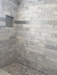 Suite 17_After_Bathroom Shower Tile