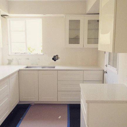 Suite 17_In Progress_Kitchen