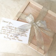 Gift Box: Congrats_Wrapped