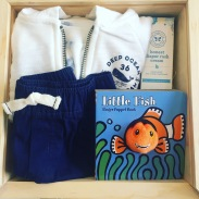 Gift box: baby boy
