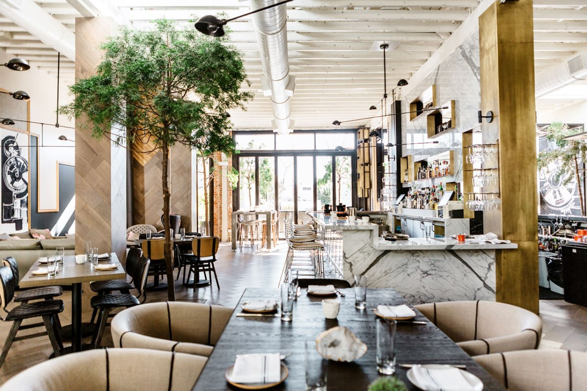 norah: brunch at this approachable weho hot spot