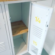 Laundry: After_Lockers Open