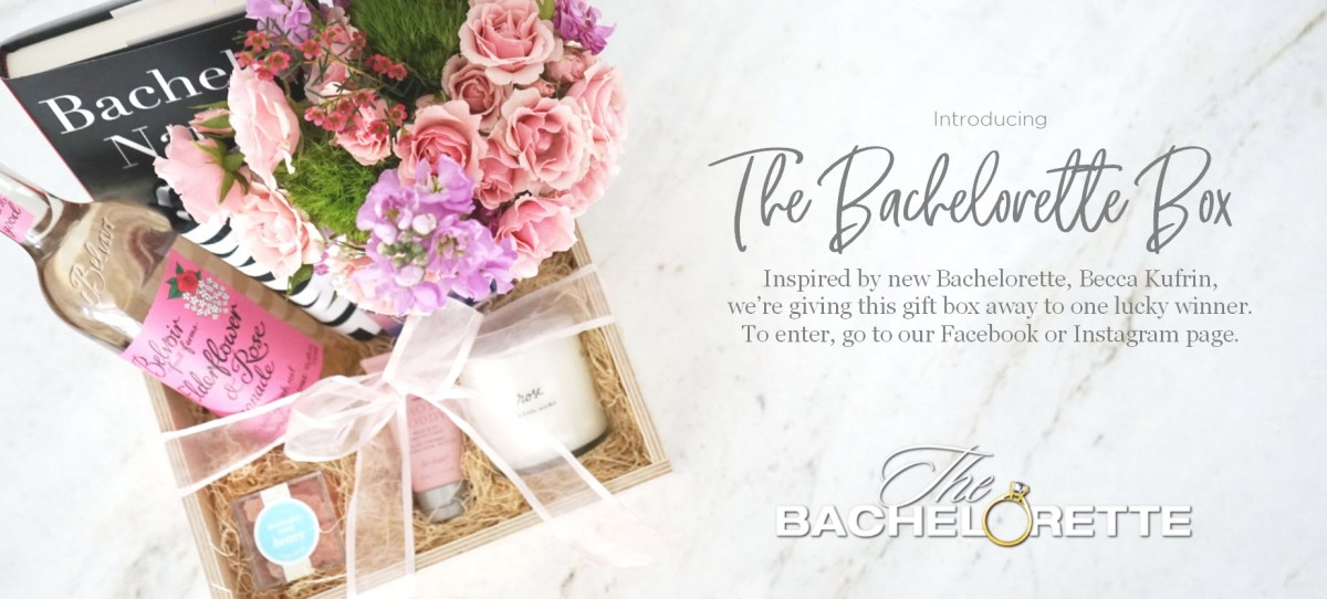 We're Giving Away FIVE Gift Boxes During the New Season of The Bachelorette