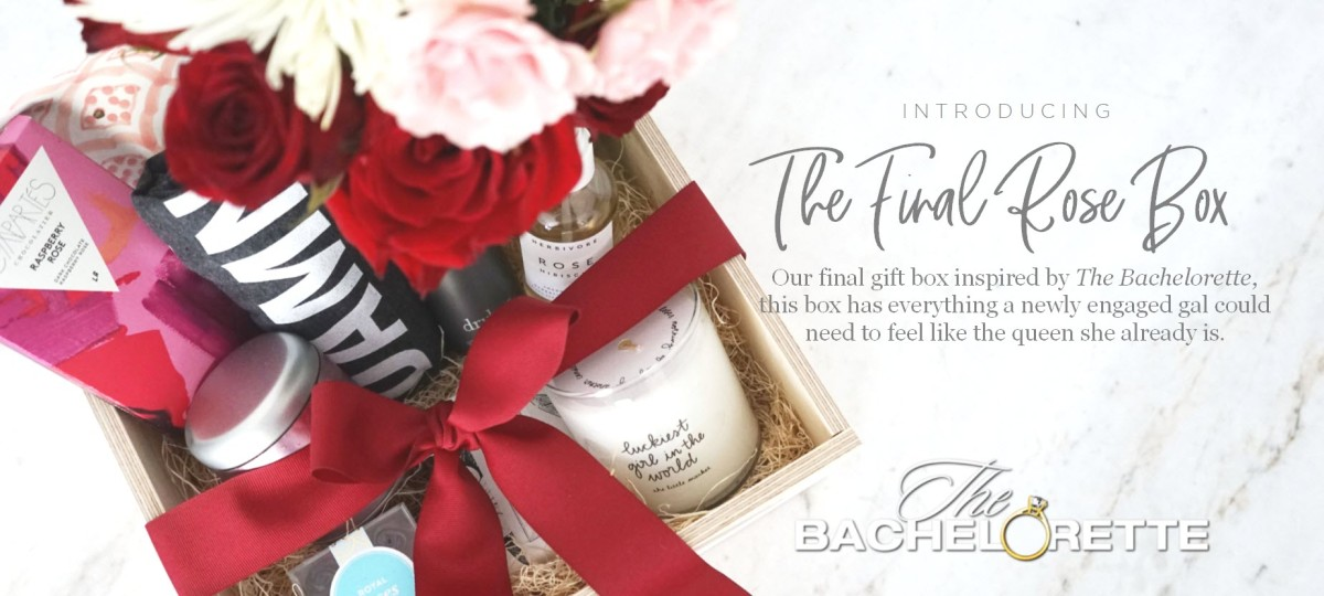 The Bachelorette-Inspired Boxes: Introducing The Final Rose Box