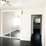 The Monroe_Suite 1_Bedroom_Closet